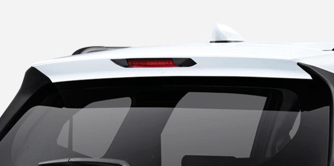 Duck Tail Spoiler With HMSL (R All)