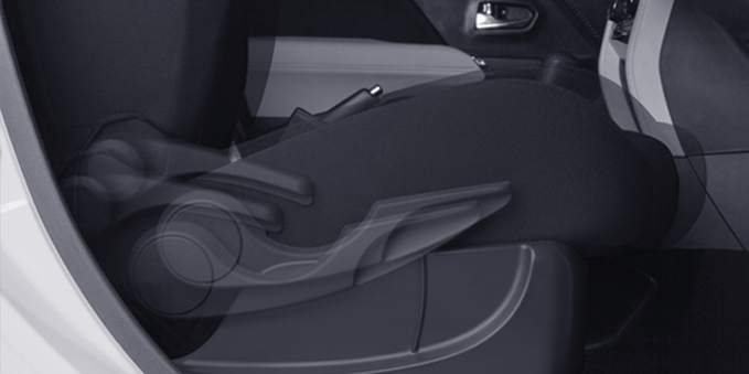 Driver Seat Height Adjuster