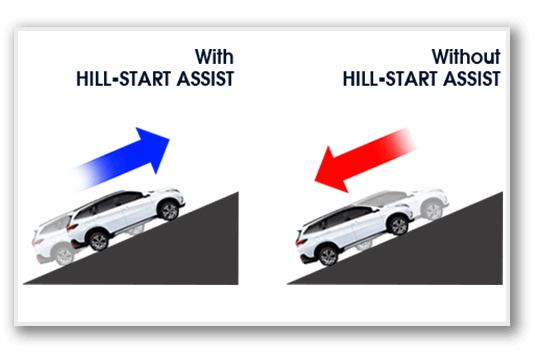 Vehicle Stability Contol (VCS) (R All)