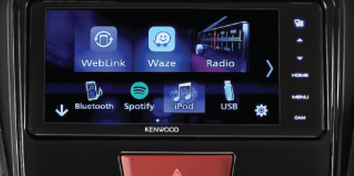 2 Din Touchscreen